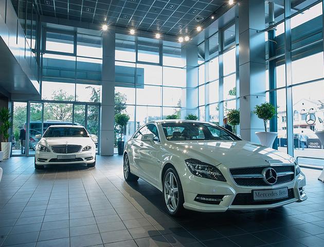 С начала года продажи авто сегмента люкс выросли на 21%