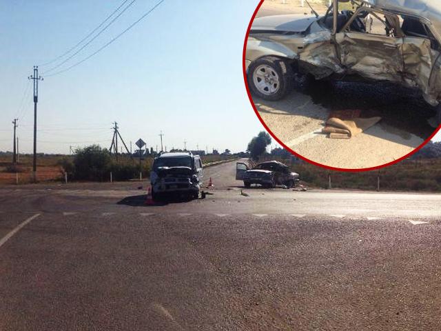 Под Славянском-на-Кубани нарушитель умер вавтокатастрофе