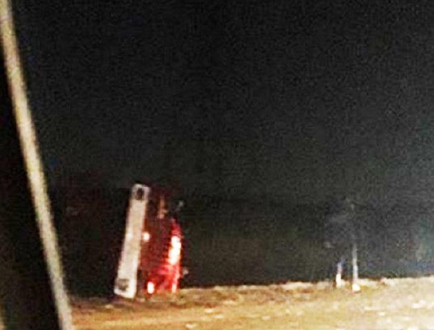ВКраснодаре столкнулись «КамАЗ» ипожарная машина, имеется пострадавший