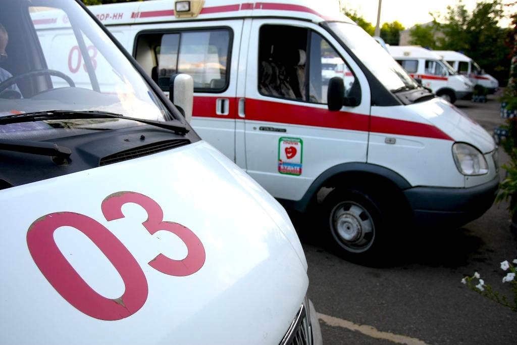 Вседорожный автомобиль задавил 3-х летнего ребенка