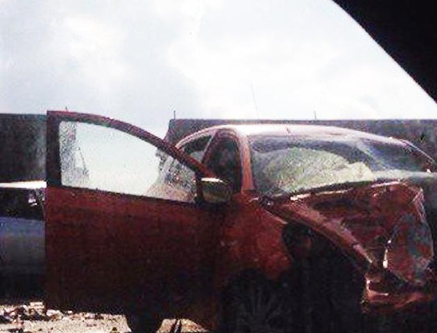 Под Краснодаром встрашном ДТП погибли два человека, госпитализирован ребенок
