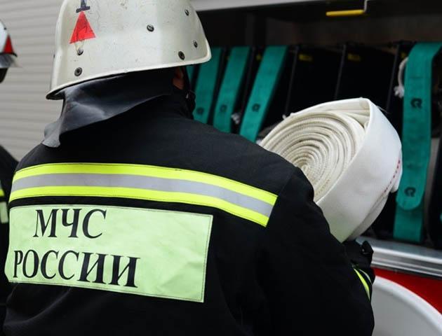 ВКраснодаре наулице русской сгорел автомобиль