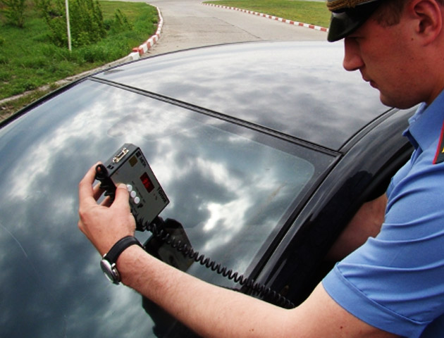 Штрафы затонировку стёкол вавтомобилях вырастут втрое