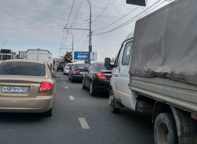 Возмущенные пробками граждане Краснодара составили петицию