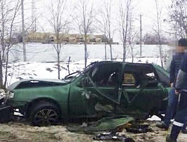 ВЛабинске вДТП погибла женщина, еедочь выжила