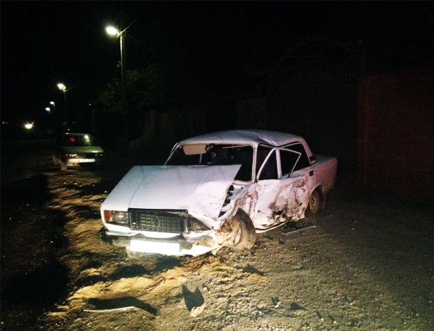 Три человека пострадали вДТП с нетрезвым водителем Киа вКраснодаре