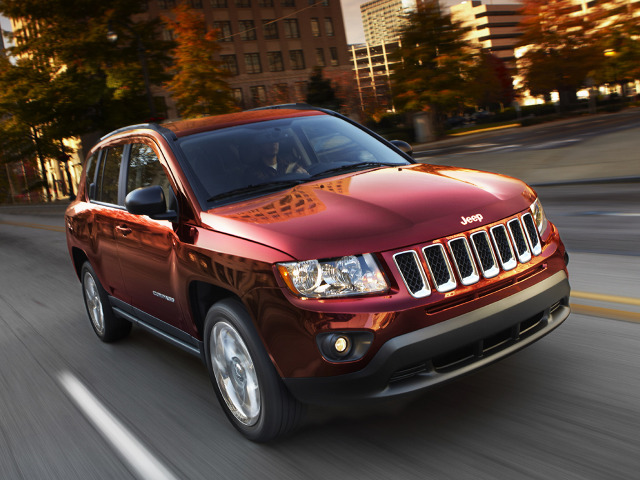 Названа стартовая цена русского Jeep Compass